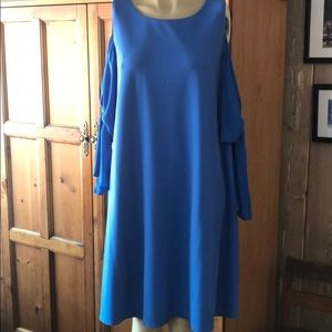 NWT Taylor lapis blue dress SZ 12 wedding party